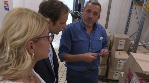 Gorizia : Fedriga visita azienda Biolab