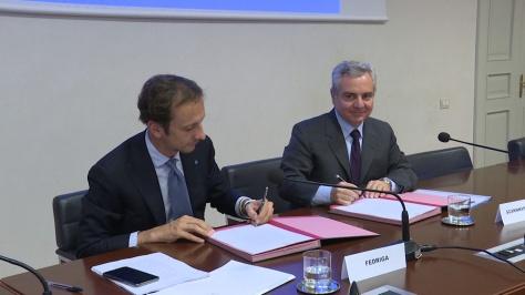 Economia: Fedriga, 125 mln finanziamento Bei per sviluppo Fvg