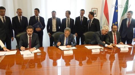 Porto Trieste: Fedriga, accordo con Ungheria volano per economia Fvg