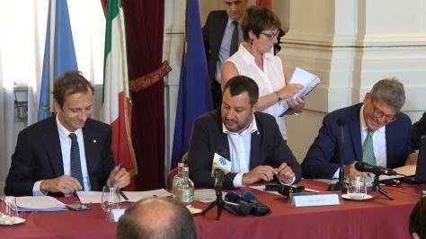 Porti: protocolli legalità lavori pubblici a Trieste e Monfalcone