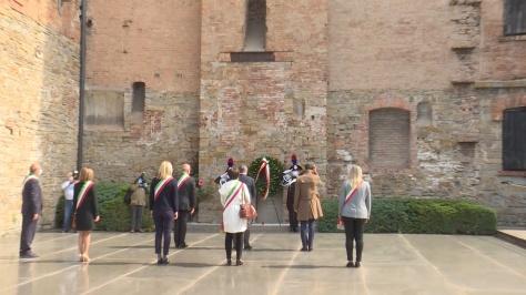 25 Aprile: Fedriga, cerimonia altamente simbolica